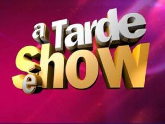 Programa A Tarde é Show - Psicoterapia Holística