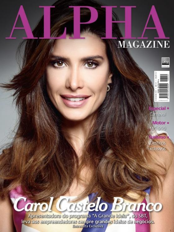 Revista Alpha Magazine – Hipnose na Gravidez