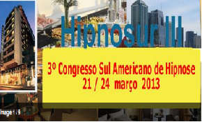 III Hipnosur – Congresso Sulamericano de Hipnose