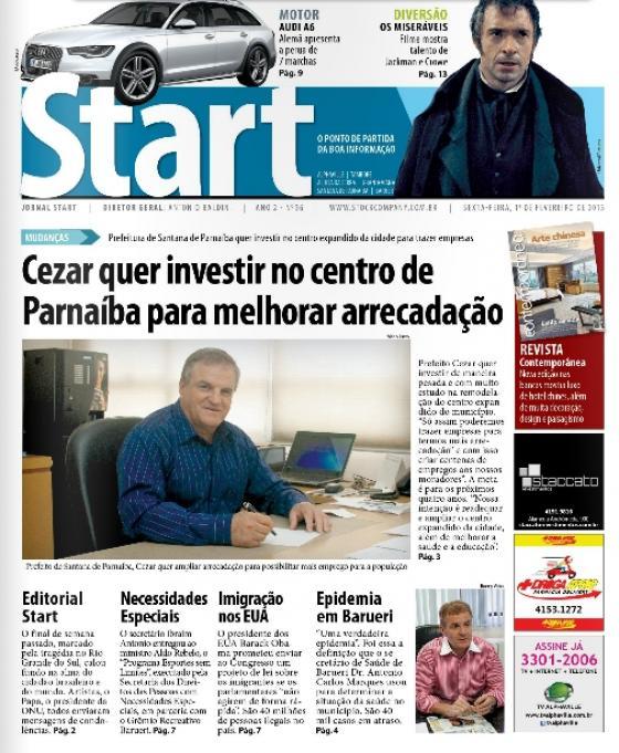 Jornal Start – Coluna Quinzenal – Ansiedade