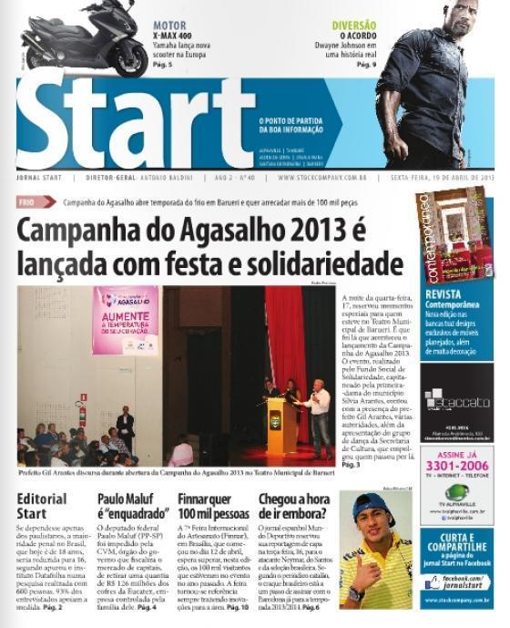 Jornal Start – Coluna Quinzenal – Autoestima