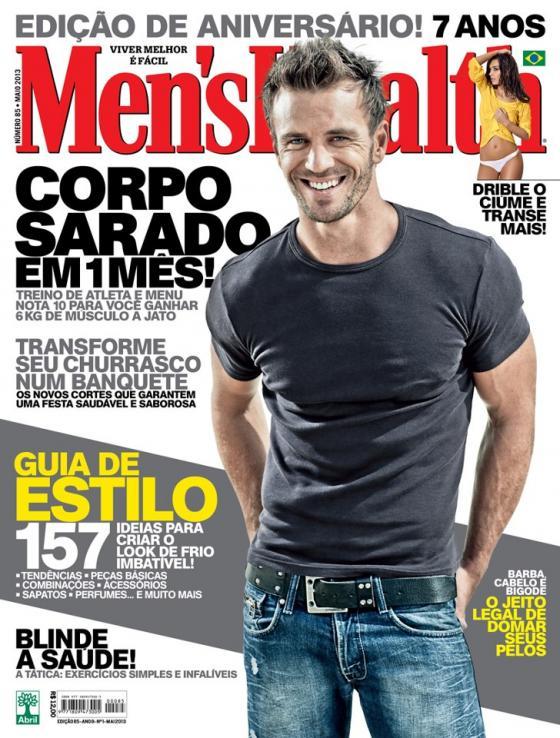 Revista Men's Health – Boa noite! Bom dia!