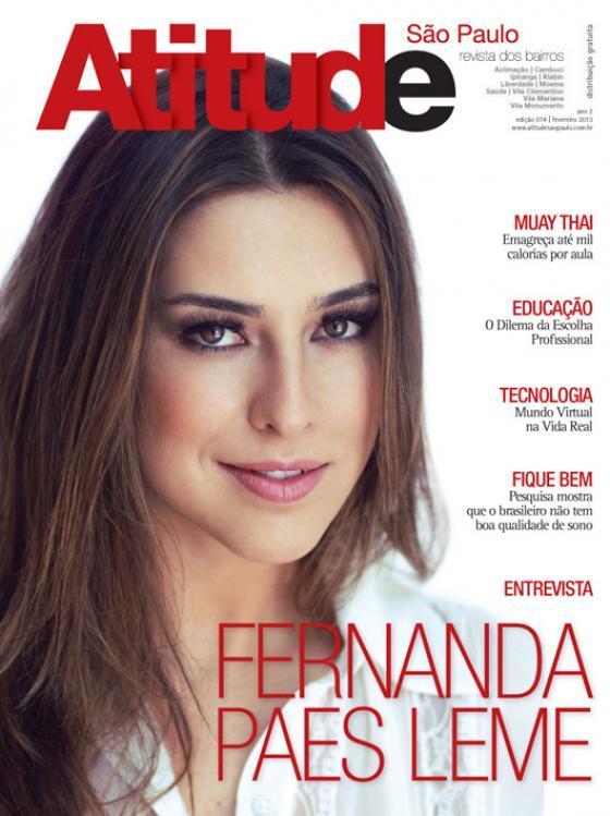 Revista Atitude São Paulo – A Importância do Sono