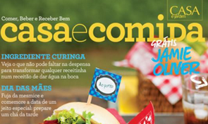 REVISTA CASA E COMIDA – ESPECIAL DIA DAS MÃES