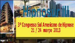 III Hipnosur – Congresso Sul Americano de Hipnose - Buenos Aires