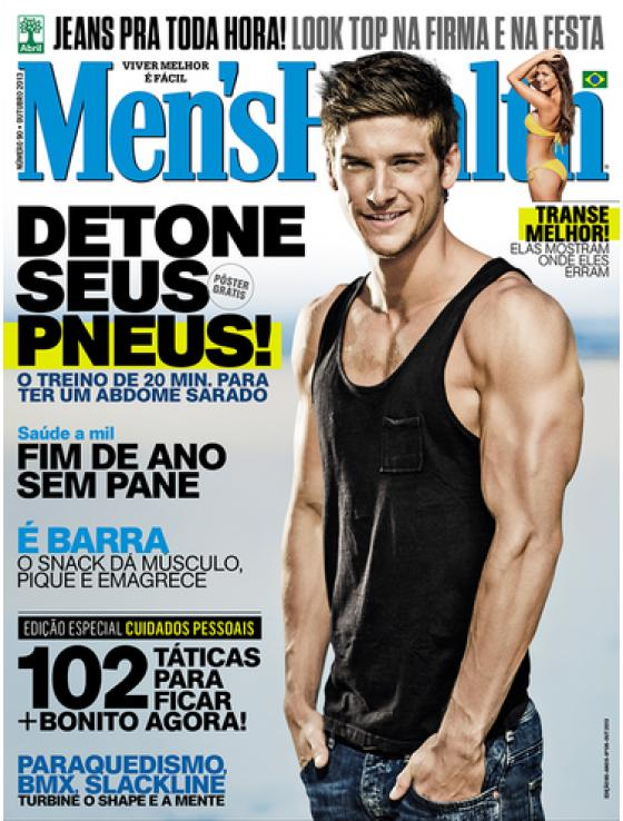 Revista Mens Health – Fim de Ano sem perrengue